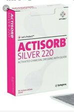 Actisorb Silver 220 Activated Charcoal Dressing(s) 19cm x 10.5cm (1 dressing)
