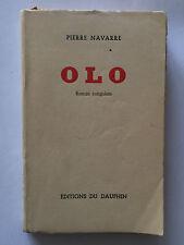 OLO 1949 NAVARRE ROMAN CONGOLAIS CONGO