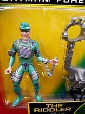 VINTAGE BATMAN FOREVER SERIES  -  THE RIDDLER - RARE COLOUR VARIANT EXCLUSIVE !