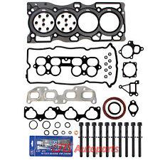 Fits 02-06 NISSAN 2.5L DOHC ENGINE FULL GASKET SET W/ HEAD BOLTS QR25DE