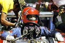 Niki Lauda Ferrari 312 B3 Austrian Grand Prix 1974 Photograph