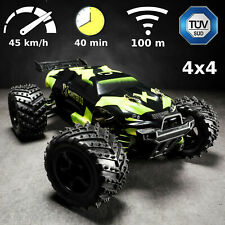 Ferngesteuertes Buggy Geländewagen Allradantrieb RC Allrad X-Monster 45km/h NEU