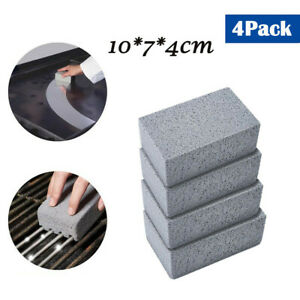 Grill Brick Griddle/Grill Cleaner BBQ Barbecue Scraper Griddle Cleaning Stone