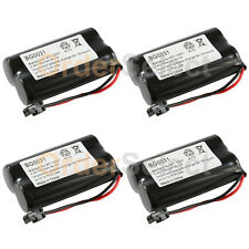 4x NEW Rechargeable Phone Battery for Uniden BT-1007 BT1007 BP904 BT904 BT-904