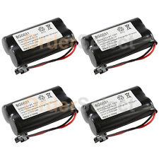 4x Home Phone Battery 700mAh NiCd for Uniden BT-1007 BT1007 BP904 BT904 BT-904