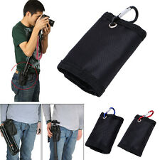 Fixed Portable Monopod Tripod Pouch Case Waist Bag for DSLR Camera Photography