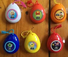 Super Mario Galaxy Set of 8x Electronic Keychain Keyring Game + Free Post