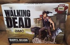 Gentle Giant Daryl Dixon & The Wolves AMC The Walking Dead w/ Reedus Auto #/200!