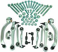 SET OF FRONT SUSPENSION TRACK CONTROL ARMS 20 MM KIT FITS VW PASSAT 8D0498998
