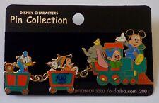 Disney 100 Years of Magic 3 Pin Train Le 3000