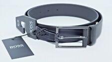 Hugo BOSS Premium Uomo in Pelle Cintura Carmello dimensioni da 80 a 115 MEN BELT
