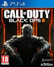 CALL OF DUTY BLACK OPS 3 JEU PS4 NEUF