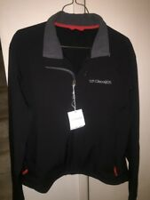 CISCO@25 Zip Jacket - Women's Size 2XL Black Red Color - NEW!!