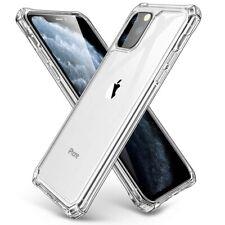 iPhone 11Pro Max TPU Schutzhülle Silikon Klar / coque Clair
