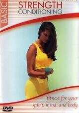 Basics 02 - Aerobics & Strength Conditioning (DVD, 2006)