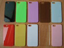 Wholesale Lot of 20 Hard Plastic Case Cover Skin Colors for iPhone 5 5s SE