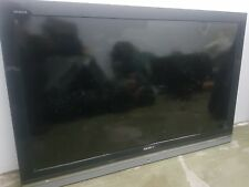 Sony Bravia KDL46WE5 - cracked LED panel (for parts)