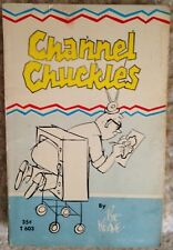 Channel Chuckles paperback book by Bil Keane - Scholastic Book Service