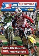 AMA Motocross Championship 2006 - DVD Region 2