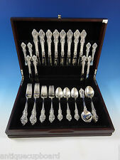 El Grandee by Towle Sterling Silver Flatware Set For 8 Service 48 Pieces