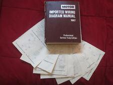 repair manuals \u0026 literature for audi 4000 ebay1987 audi 5000 4000 5000 turbo wiring diagrams schematics set
