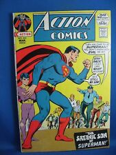 Action Comics #410 (Mar 1972, DC) NM- SHARP