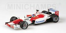Toyota Panasonic Racing Tf103 C. Da Matta 2003 1:43 Model MINICHAMPS