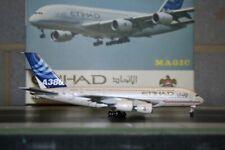 Magic Models 1:400 Airbus Industries (Etihad) A380-800 F-WWDD Model Plane