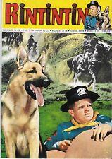 Rintintin et Rusty, BD souple mensuelle numéro 42, 1973