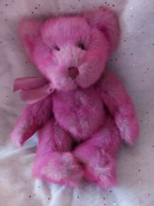 """Russ Bears From The Past LUV 'EMS TEDDY BEAR Jointed Plush Stuffed Toy 9"""""""