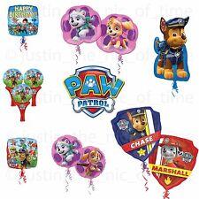 PAW PATROL Rescue Pups Party Foil Balloon Helium Birthday BALLOONS