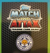 Match Attax TCG Choose One 2015/2016 Leicester Card