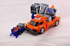 Transformers Armada Smokescreen  Deluxe Liftor