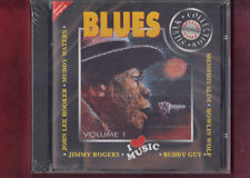BLUES VOLUME 1-BUDDY GUY,LEE HOOKER,J.ROGERS,MUDDY WATERS CD NUOVO SIGILLATO