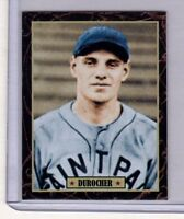 Leo Durocher '27 St Paul Saints, Ultimate Baseball Card Collection #12