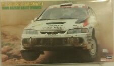 Hasegawa 1/24 1998 Mitsubishi Carisma GT 'Safari Rally Winner' Kit #25081 Mint