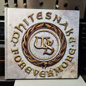 Whitesnake ‎– Forevermore CD Classic Rock ‎  Exclusive Limited Edition NM