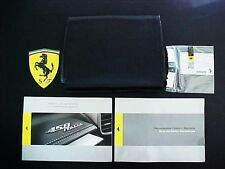 Ferrari 458 Owners Manual Pouch_Warranty Card Book Sales Service Book Italia OEM