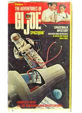 Vintage GI Joe Spacewalk Mystery Space Capsule w/TM Astronaut Sealed Accs & Box