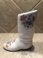 "Vintage Pottery Boot Shawnee? 5.5"""