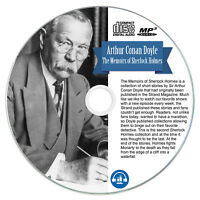 The Memoirs of Sherlock Holmes - Arthur Conan Doyle MP3 CD Audio Book