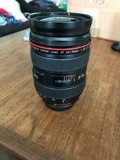 Canon EF 24-70mm f/2.8L USM Telephoto Lens (8014A002)
