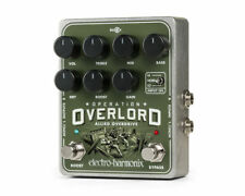 Electro Harmonix Operation Overlord, Overdrive Boost Pedal