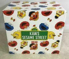 UNIQLO x KAWS x SESAME STREET Plush 5 Dolls Set Limited Box
