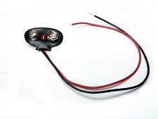 Battery holder Batteriehalter portapilas clip porta pilas 9V 6LR61 6F22