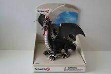 Schleich 72057 schwarzer Drache black dragon Exclusive special edition NEU OVP