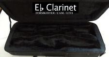 Eb Klarinette Es Klarinette Koffer - Case, Formetui ohne Instrument