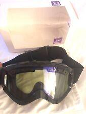 NEW Anon Burton Majestic Black Blue Lagoon Unisex Ski Snowboard Goggles New $75
