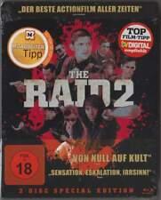 """""""THE RAID 2"""" - Martial Arts Action Kult - Iko Uwais - BLU RAY STEELBOOK Rar/OOP"""