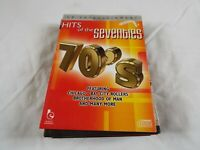THE HITS OF THE SEVENTIES -CD ENTERTAINMENT - 20 TRACKS (NEW)